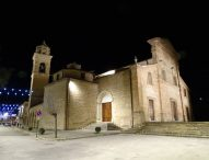 San Lorenzo in Campo, la Giunta Dellonti inaugura i lavori di ristrutturazione e restyling del centro storico. E riapre la basilica