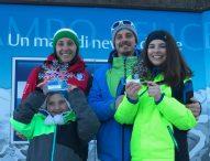 Asd Monte Catria Ski & Bike protagonista delle prime gare con i promettenti Sofia Sabatini e Giulio Ravaioli