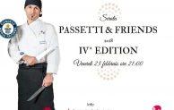 """""""Passetti & Friends"""", al ristorante Il Gatto e la Volpe serata all'insegna del gusto e del territorio"""