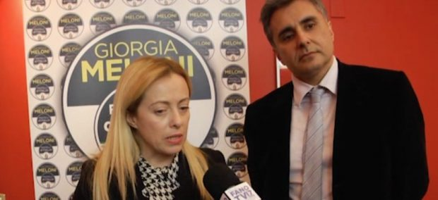 """Giorgia Meloni: """"Appoggio battaglia di Baldelli e dei sindaci del Patto di Piagge, ospedali del territorio non vanno smantellati ma potenziati"""""""