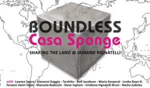 Pergola, Casa Sponge ospita personale di Jasmine Pignatelli con il contributo di 11 artisti di altrettanti Paesi