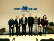 """Baldelli (FdI) incontra Confcommercio: """"Obiettivi coincidono: sostegno a commercio e piccole imprese e contenimento grande distribuzione"""""""