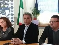 """Baldelli: """"Siamo candidati del territorio a servizio dei cittadini, contro i catapultati della politica"""""""
