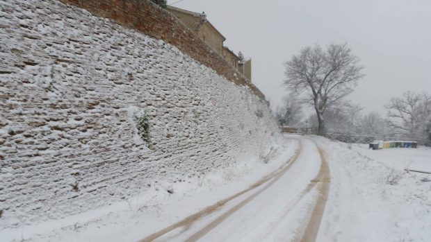 Torna la neve