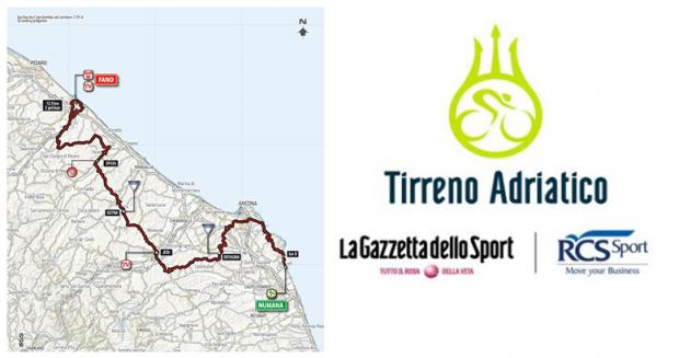 Fano protagonista della sesta tappa della Tirreno-Adriatico