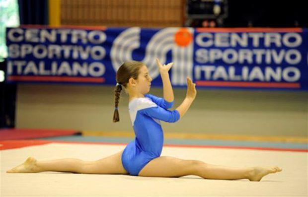 Ginnastica artistica e ritmica, il Csi Pesaro Urbino protagonista