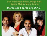 """Al teatro di Pergola """"Cuori scatenati"""" con Sergio Muñiz, Maria Lauria, Francesca Nunzi, Diego Ruiz"""