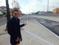 """S'inaugura il grande parcheggio vicino alla stazione, Barbieri: """"Tanti l'avevano promesso ma nessuno l'ha mai realizzato"""""""