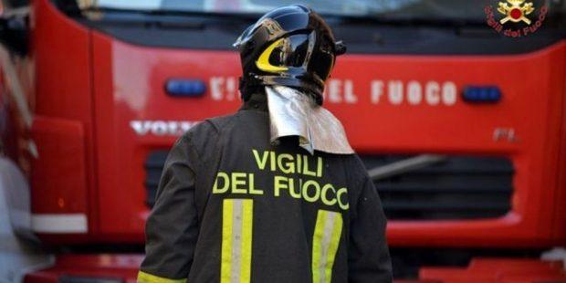 Bus a fuoco a Fano, nessun ferito
