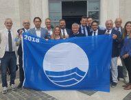 Fano ottiene la bandiera blu 2018