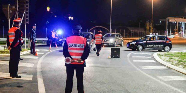 Arrestata la banda che scassinava e faceva esplodere le colonnine self-service dei distributori di carburanti