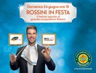 'Rossini in festa' al centro commerciale Fanocenter