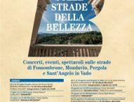 """""""Sulle strade della bellezza"""" concerti, eventi, spettacoli"""