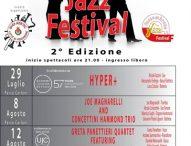 Fossombrone Jazz Festival: tre elettrizzanti serate con Joe Magnarelli, Greta Panettieri e Hyper+