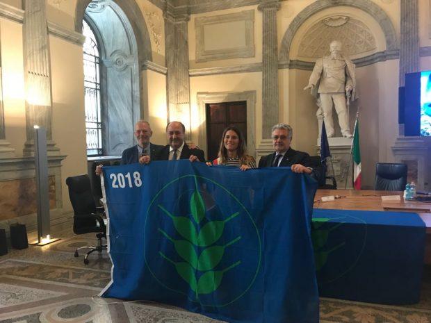 Sviluppo sostenibile e agricoltura: Mondolfo si aggiudica le Spighe Verdi: unico comunedella provincia
