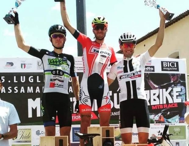 Martani Superbike, in Umbria il podio è colorato Bike Therapy Pergola