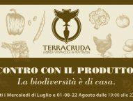 """""""Incontro con il produttore. La biodiversità è di casa"""" alla Cantina Terracruda"""