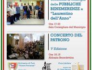 A San Lorenzo in Campo si festeggia il patrono: pubbliche benemerenze e concerto
