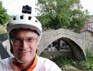Sottopasso, erosione, antenne, sanità: a Marotta e Mondolfo il tour del consigliere regionale Fabbri