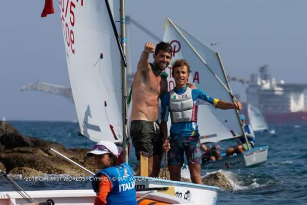 Vela, Marco Gradoni campione mondiale in classe Optimist