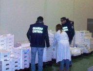 Controlli sulla filiera della pesca: sanzioni per oltre 12mila euro, sequestrati 194 chilogrammi di prodotto ittico