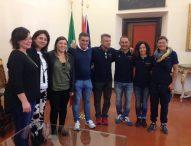 Centro Itaca eccellenza della città di Fano, oggi gli atleti ricevuti in Comune
