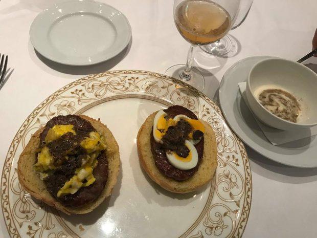 Per la Fiera Nazionale del Tartufo nasce il Pergola Truffle Burger