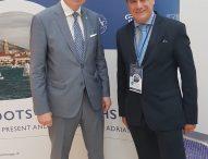 Massimo Seri in Croazia con 'PescAmare'
