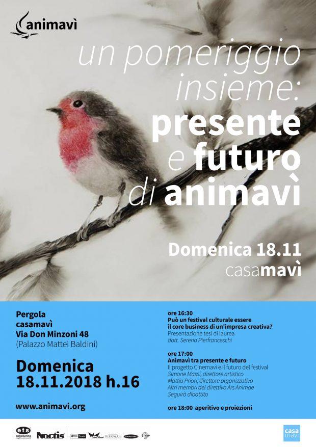 Un pomeriggio insieme: presente e futuro di Animavì