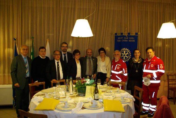 """Il Rotary ha """"a cuore la vita"""""""