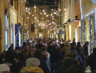 La città della Fortuna si trasforma nella Città del Natale