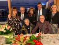 Giuseppina festeggia 100 anni, messaggio di auguri anche da Papa Francesco