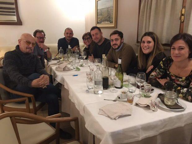 """""""Il mare d'inverno"""", Enrico Ruggeri a Marotta: """"Grandi idee in arrivo"""""""