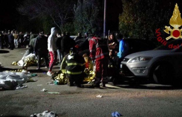 Tragedia di Corinaldo: oltre a minorenne, altri 7 indagati