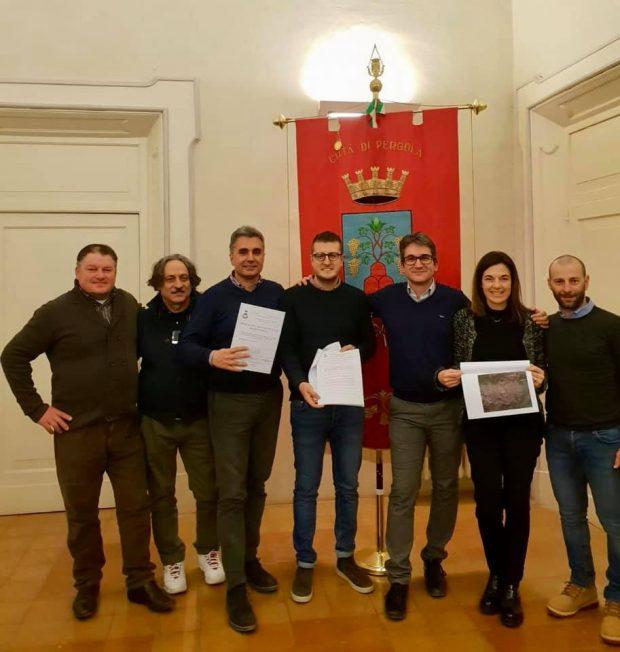 """Bilancio Pergola, Baldelli e Sabatucci: """"Piano di opere pubbliche da 9 milioni d'euro, nessun aumento di tariffe e imposte comunali"""""""