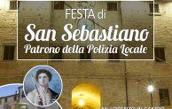 San Lorenzo in Campo ospita la Festa provinciale di San Sebastiano, patrono della Polizia Locale