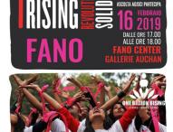 Torna One Billion Rising, al Fanocenter un flashmob contro la violenza sulle donne
