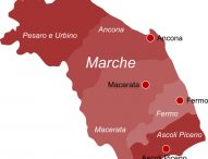 Marchigiani, senso di appartenza alla propria regione. A far eccezione la provincia di Pesaro Urbino