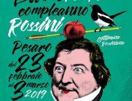 Buon 'non compleanno' Rossini. Dal 23 febbraio a Pesaro concerti, laboratori, incontri
