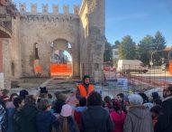Fano, un successo le visite agli scavi archeologici del Pincio
