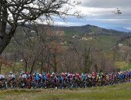 Tirreno Adriatico a Cartoceto, le modifiche alla circolazione