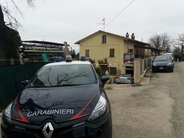 San Lorenzo in Campo, omicidio Grilli: quattro arresti
