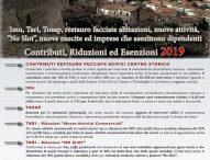 """A San Lorenzo il pacchetto """"valorizziAMO i centri storici, sosteniAMO l'economia locale"""": contributi, esenzioni, riduzioni per cittadini e attività"""