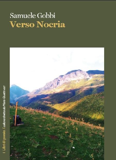 """Alla biblioteca di Mondavio Samuele Gobbi presenta """"Verso Nocria. Un viaggio, le stagioni, l'Appennino"""""""