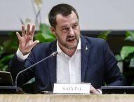 Elezioni, Matteo Salvini a Pesaro e a Fano