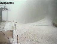 15 maggio: sul monte Catria nevica ancora