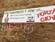 """Il Giro d'Italia passa a San Costanzo, Giovanni Carboni: """"Ci vediamo a casa. E che sia un delirio"""""""