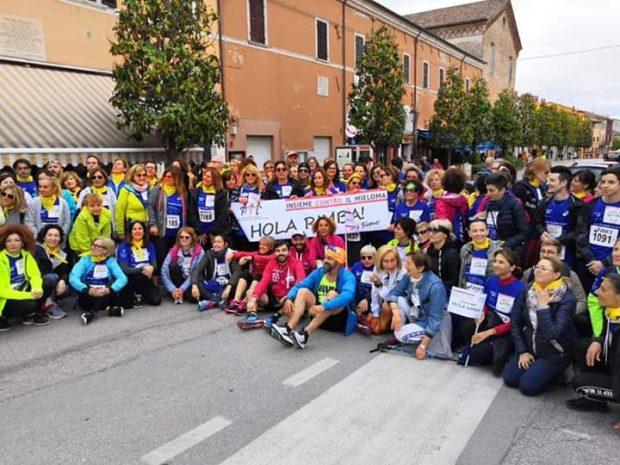 I valori della ColleMar-athon per aiutare la ricerca: devoluti ad Ail 1.925 euro