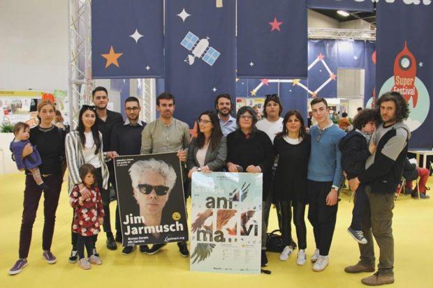 Animavì Festival, presentata quarta edizione al Salone Internazionale del libro di Torino. Premio alla carriera a Jim Jarmusch