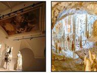 'Gemellaggio' tra le Grotte di Frasassi, il museo dei Bronzi di Pergola e il Festival dei due Mondi di Spoleto